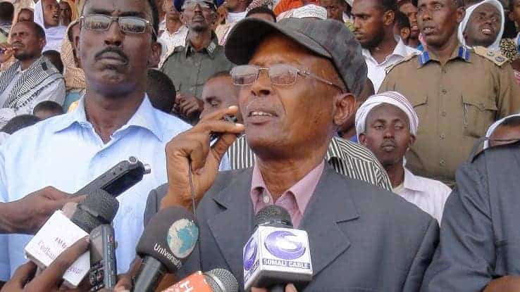 Raid on senator's home reveals divisions in Somali security forces
