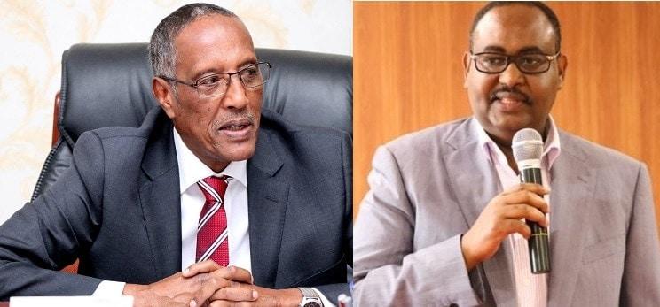 XOG: Imaaraadka oo kulan isugu keenaya Madaxweynayasha Somaliland & Puntland
