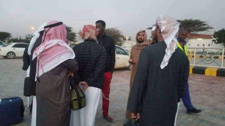 Maamulka Somaliland oo Xabsiga dhigtay Ugaarsato u dhalatay Dalka Imaaraadka Carabt (Sawirro)