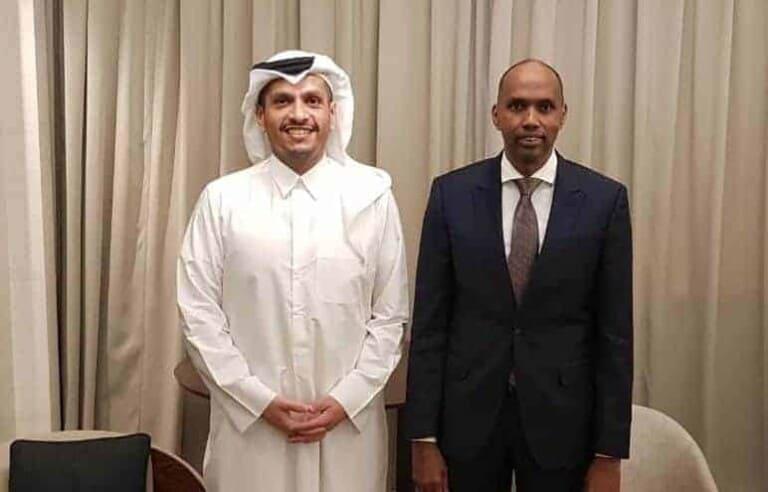XOG: Kaalintii Dowladda Qatar ku lahayd Qorshihii lagu riday Ra'iisal Wasaare Kheyre