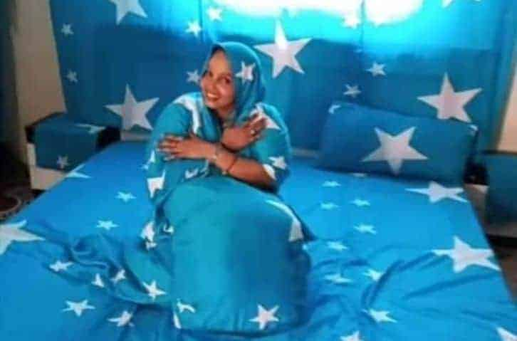 Booliska Somaliland oo xabsiga u taxaabay Haweeney hor istaagtay in la Gubo Calanka Somaliya