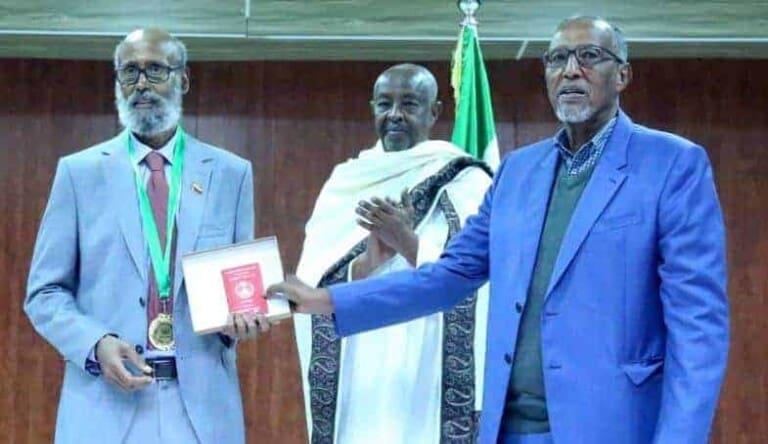 Duuliyihii diiday inuu Duqeeyo oo lagu maamuusay Magaalada Hargeysa (Dhalasho iyo Dhul laga siiyey Somaliland)