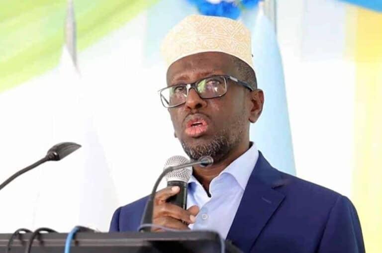 """Sheekh Shariif: """"Askarta loo qaaday Eritrea waa in lagula xisaabtamo madaxda ka dambeeyey falkaas foosha xun"""""""