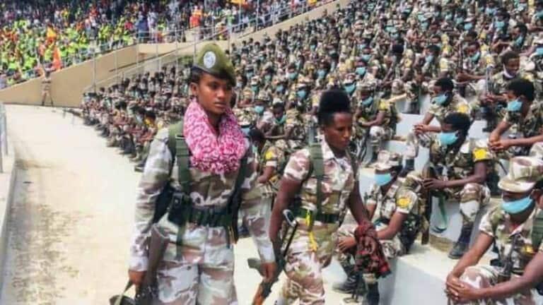 Jabhadda Tigreega oo diiday Xabbad joojintii Abiy Ahmed, una hanjabtay Amxaaradda iyo dalka Eritrea
