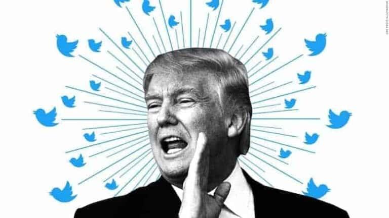 Dagaalka Trump iyo Barta Twitter-ka oo gaaray heerkii ugu sareeyey (Akhriso Tirada Farriimaha laga qariyey)