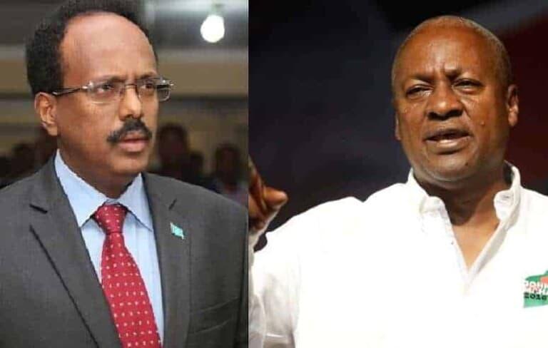 XOG: Dowladda Federaalka oo diidan inuu Dalka yimaado Ergeyga cusub ee Midowga Afrika iyo Faahfaahin..