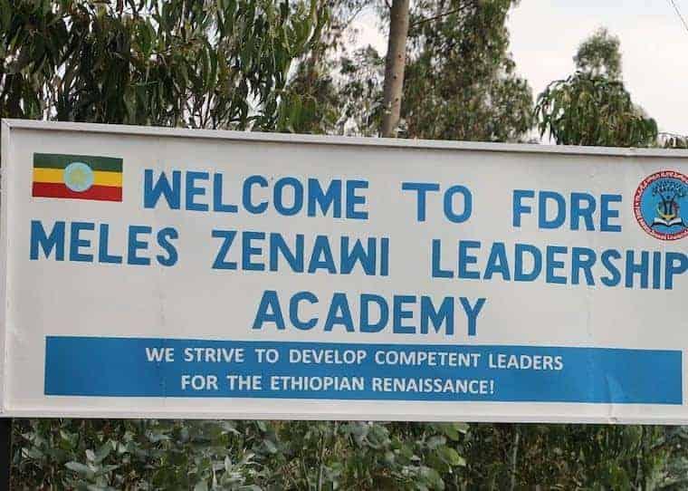 Golaha Wasiirada Itoobiya magacii ka bedelay Xaruntii Akadeemiyada ee Meles Zenawi (Maxaa socda..?)