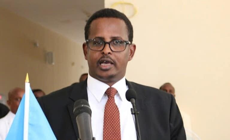 Gudoomiye ku xigeenka Aqalka Sare oo Dacwad ku saabsan Askarta ku maqan Eritrea kusoo oogaya Farmajo