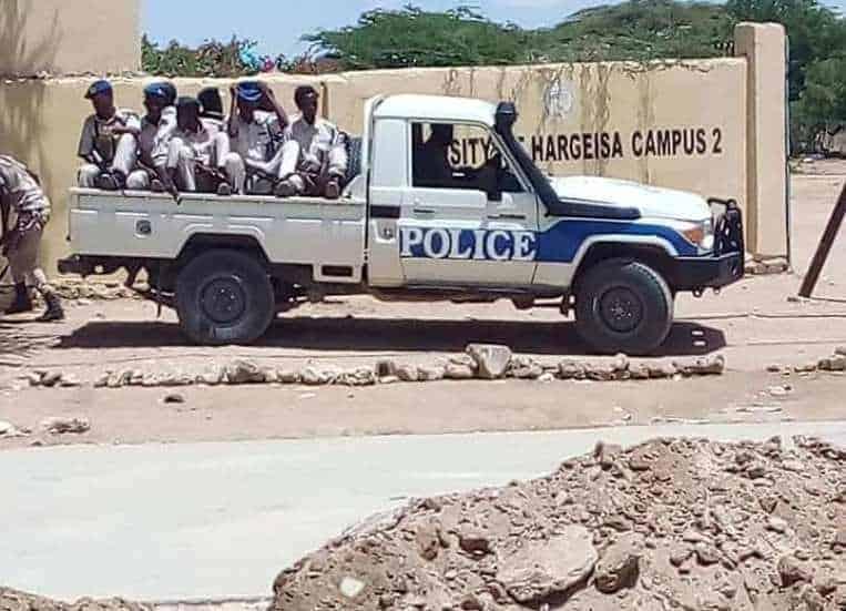 Natiijada Doorashada Gobolkii ugu danbeeyay ee Somaliland oo lagu dhawaaqayo iyo Ciidamo badan oo…