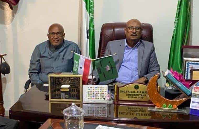 Xisbiyada Waddani iyo UCID oo ku heshiisay Awood Qeybsiga maamulka magaalooyinka Hargeysa & Burco