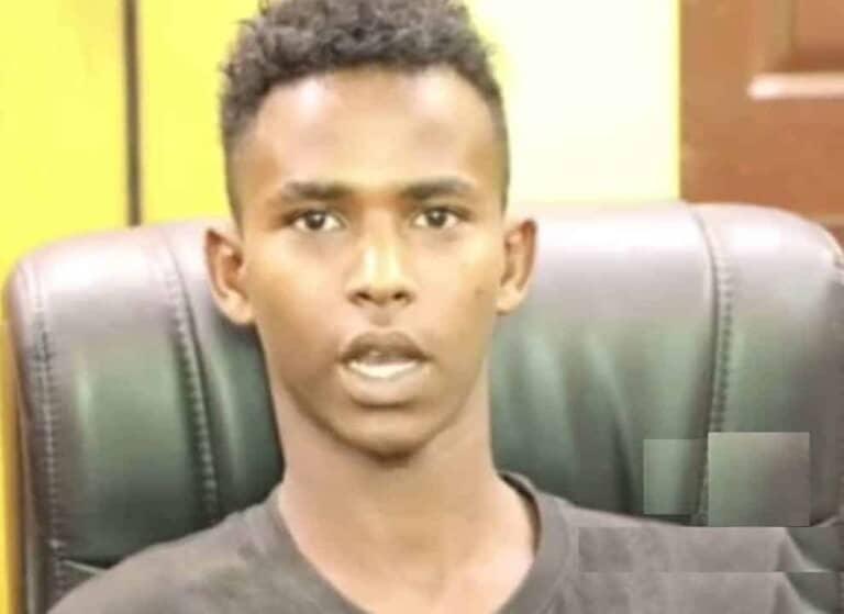 Yaa ka danbeeyay dilka Wiilkan Dhalinyarada ah ee ka mid ahaa Askartii kasoo baxsatay dalka Eritrea..?