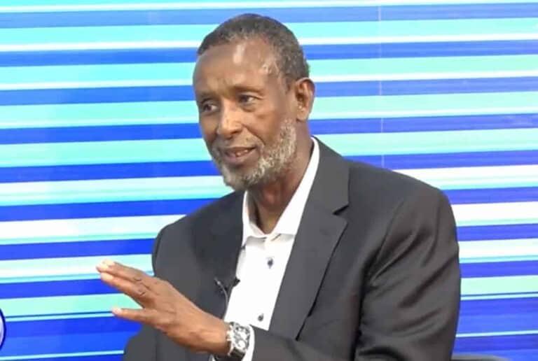 """Xogtii ugu muhiimsaneyd ee laga reebay Jen. Subxaanyo. """"Somaliya isma heysato ee waa la isku heystaa"""""""